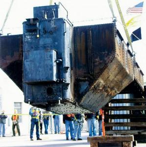 locomotive rust protection