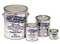 Automotive Formula Rust Bullet Silver