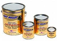 Standard Formula Rust Bullet Industrial Gold