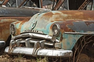 rust in cars