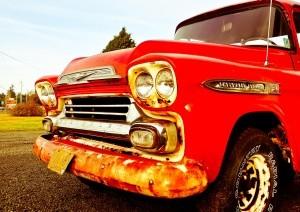 rust in trucks