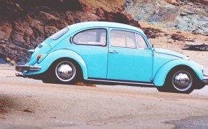 VW Beetle Without Rust