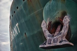 Rust in ships