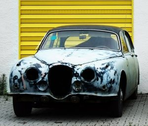 Rust in cars