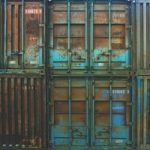 Industrial rust coating