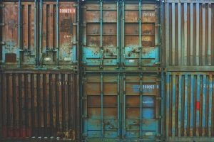 Rust proof containers