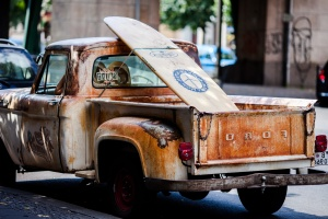 Car truck rust protection